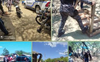 Photo of Desmantelan juego de azar clandestino; apresan 13 personas, ocupan motocicletas, celulares y otros objetos en Montecristi.