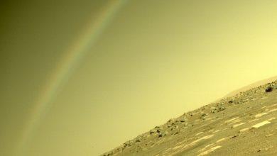 Photo of La NASA aclara el origen del inexplicable arcoíris captado por la misión Perseverance en Marte