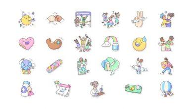 Photo of WhatsApp lanzó un nuevo paquete de stickers por el Día Mundial de la Salud