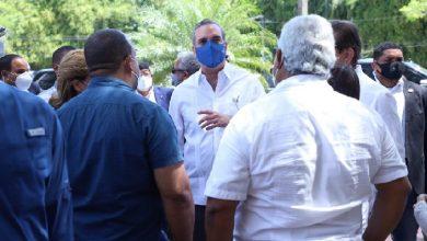 Photo of Abinader dice hay suficientes vacunas para segunda dosis y «llegarán más»