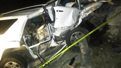 Photo of Cuatro muertos y dos heridos en accidente de tránsito en Barahona