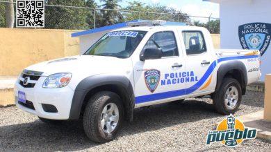 Photo of Desmienten que desconocidos hayan sustraído vehículo policial de la Dirección Regional Cibao Central