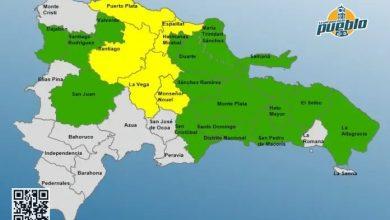 Photo of Comunidades incomunicadas por lluvias suman 21; COE aumenta a 21 las provincias en alerta