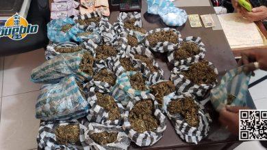 Photo of Autoridades frustran intento de introducir 2.5 kilos de marihuana a penitenciaría de La Victoria