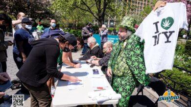 Photo of Marihuana gratis para los vacunados de covid-19 en Nueva York