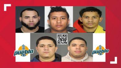 Photo of Investigadores del condado de Berks acusan a 5 hombres de Nueva York por presunta 'estafa de abuelos'