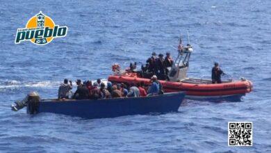 Photo of Guardia Costera repatria a 18 inmigrantes a la República Dominicana