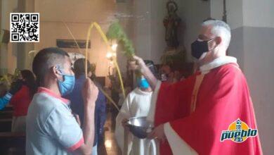Photo of Imputan a sacerdote paraguayo de 84 años por aglomeración en misa de Ramos