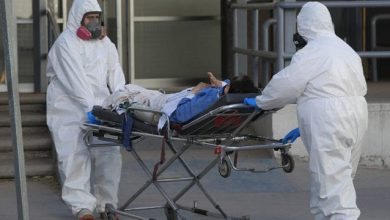 Photo of Paciente con covid ma-ta a otro porque el ruido del respirador le molestaba