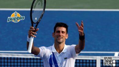 Photo of La lluvia interrumpe el partido de Djokovic en el Foro Itálico