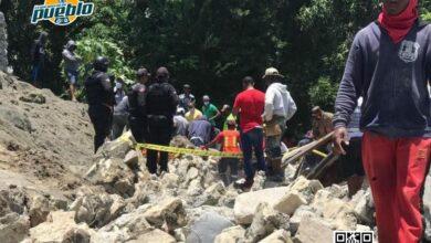 Photo of Derrumbes de pared dejan tres fallecidos y varios heridos