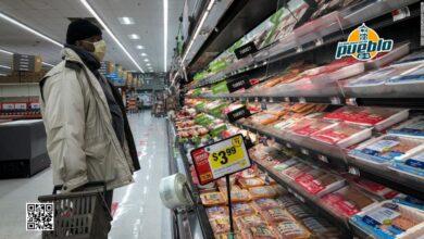 Photo of Aumento de precios en alimentos en Estados Unidos por la pandemia es el más alto registrado desde 2008