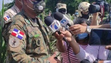Photo of Inspector del Ejército Nacional recorre zona fronteriza en Dajabón