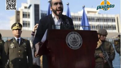 """Photo of Bukele subraya que destitución de magistrados es """"irreversible"""""""