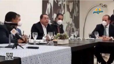 """Photo of """"Lo que usted dice nunca lo hizo"""", dice Director SNS a Sánchez Cárdenas"""