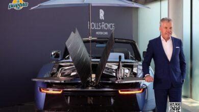 Photo of Recuperado de la pandemia Rolls-Royce lanza un coche para los más ricos