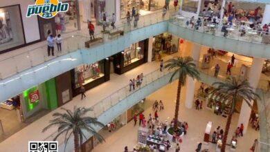 Photo of Plazas comerciales y Malecón SD abarrotados a pesar del COVID-19