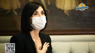"""Photo of Raquel Arbaje: """"Ya entré a ese rango! Al fin a vacunarme"""" N DIGITAL  ABRIL 30, 2021"""