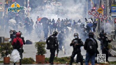 Photo of Ministro de Hacienda de Colombia renuncia tras seis días de protestas en su contra