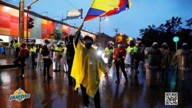 Photo of Denuncian la desaparición de 87 personas durante las protestas en Colombia