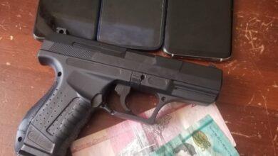 Photo of PN apresa hombre acusado de atracar y robarle con pistola de juguete a dos mujeres en Cotuí