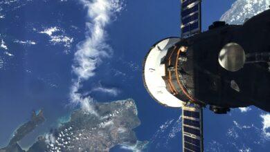 Photo of República Dominicana desde el espacio
