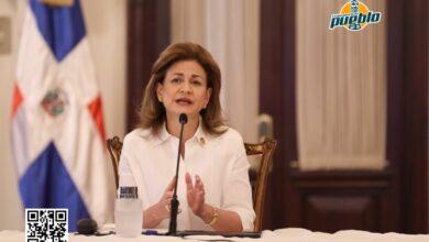 Photo of Vicepresidenta Raquel Peña informa salieron de China otros tres millones de vacunas Sinovac