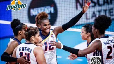 Photo of Voleibol de la RD venció Alemania en la Liga Naciones y terminó en sexto lugar