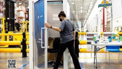 Photo of Amazon instaló cabinas de meditación para sus empleados