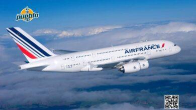 Photo of Pasajeros de Air France fueron evacuados después de que se encontró un presunto dispositivo explosivo a bordo, dice el Gobierno