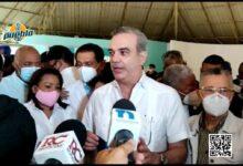 Photo of Presidente cataloga de 'exitoso' primer día de Jornada de Vacunación Comunitaria