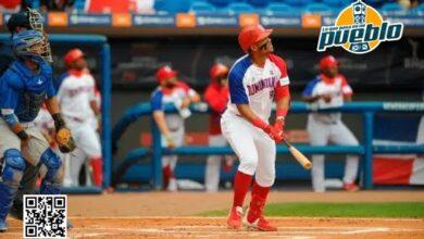 Photo of República Dominicana aplasta a Nicaragua y avanza a Súper Ronda del preolímpico de béisbol