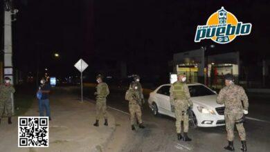 Photo of Policía detuvo a 428 personas violaron el nuevo horario del toque de queda