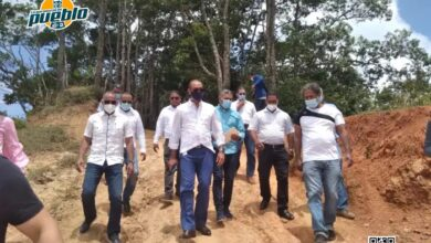 Photo of Ministro de Obras Públicas recorre caminos en mal estado en zona de Santiago