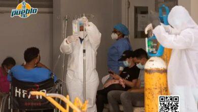 Photo of Salud Pública reporta 9 fallecimientos por Covid y 1,216 casos nuevos