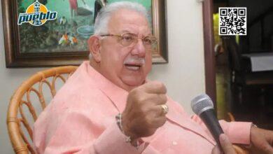 Photo of Fallece José Enrique Sued, exalcalde de Santiago