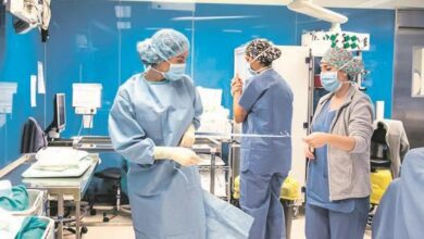 Photo of Doce enfermeras en el hospital regional Covid-19 de Barahona positivas al coronavirus