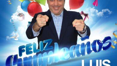 Photo of De fiesta  de cumpleaños Luis Rodolfo Abinader Corona