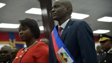 Photo of También fallece Primera Dama de Haití