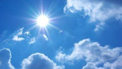 Photo of Temperaturas calurosas y pocas lluvias para hoy