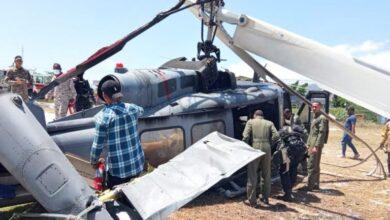 Photo of ¿Por qué se accidentó el helicóptero de la Fuerza Aérea en Jimaní?