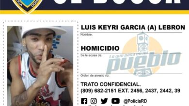 Photo of Apresan hombre acusado de ultimar mujer y asaltar banca de lotería en Santiago