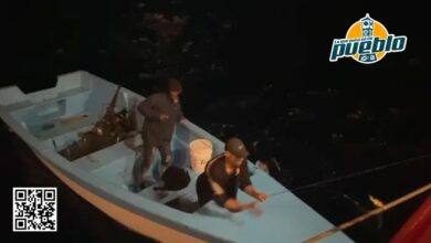 Photo of Rescatan a dos dominicanos que pasaron 14 días a la deriva en el Caribe colombiano