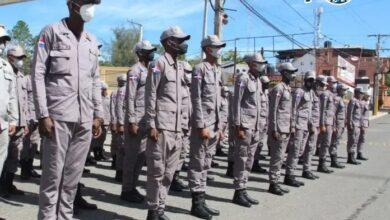 Photo of Policía Nacional refuerza la dotación de San Cristóbal con 50 nuevos agentes