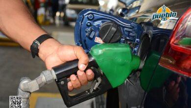 Photo of Precios de combustibles se quedan invariables semana del 24 al 30 de julio
