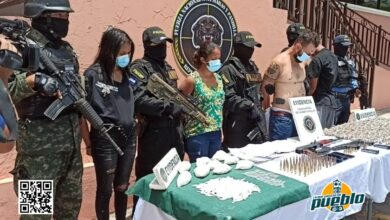 Photo of Capturan en Honduras a cabecilla de la Mara Salvatrucha