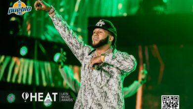 Photo of Premios Heat: El Alfa gana mejor urbano dominicano, Rochy RD colaboración del año y Wisin es el «Artista oro»