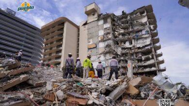 Photo of Derribarán este domingo por la noche el edificio de Miami que no colapsó