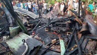 Photo of No vidente muere al incendiarse su vivienda