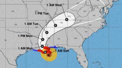 Photo of Luisiana ante azote huracán Ida, uno de los peores de su historia